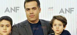 Iransk efterretningstjeneste torturerer en kurdisk advokat