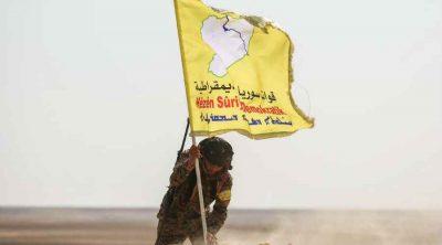 Kurdiske tropper trækker deres soldater ud af grænseby