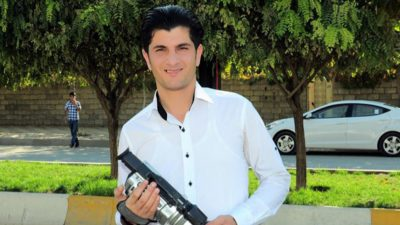 Intet nyt om Rojnews-journalisten Bradosti efter hans tilbageholdelse