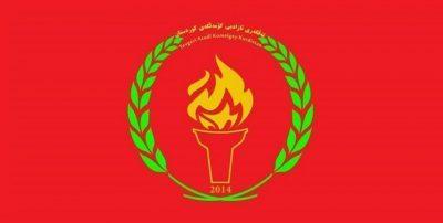 Tevgera Azadi: Afslut embargo mod Maxmur-lejren