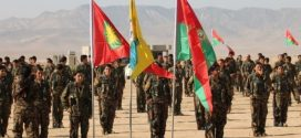 Peshmerga-enhed slutter sig til YBŞ i Shingal