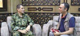 SDF: Hvis Tyrkiet angriber, vil en storkrig bryde ud