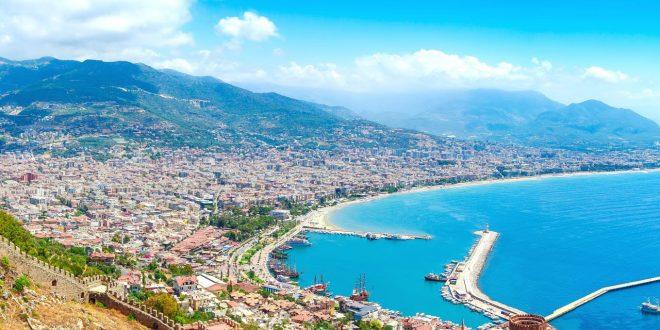 Tyrkiet er ikke ferieparadiset Alanya