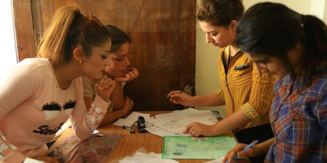 Kobanê- og Rojava-universiteter vokser