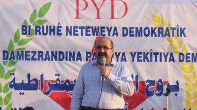 PYD-medformand: Det demokratiske projekt er vejen ud af krisen