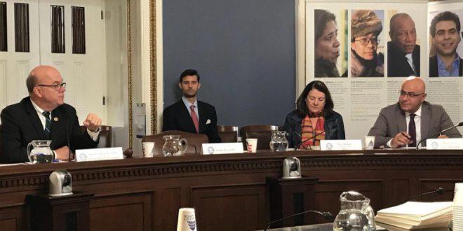 HDP-delegation afslutter sin rejse i USA