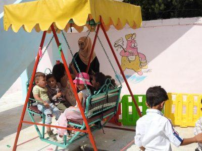 Børnehave åbner i Gire Spi