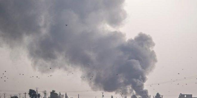 Angrebene i Rojava tyder på brug af kemiske våben