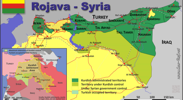 Hvad står der i de tre internationale aftaler, der er indgået efter Tyrkiets invasion af Syrien?