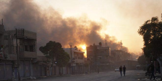 Iransk-svensk læge har dokumenteret Tyrkiets kemiske angreb på civilbefolkningen i Nordsyrien