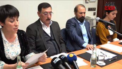 Kurdiske intellektuelle og kunstnere kræver national enhed