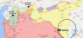 Blev Islamisk Stats leder Abu Bakr al-Bagdadi dræbt på en tyrkisk militærbase i Syrien?