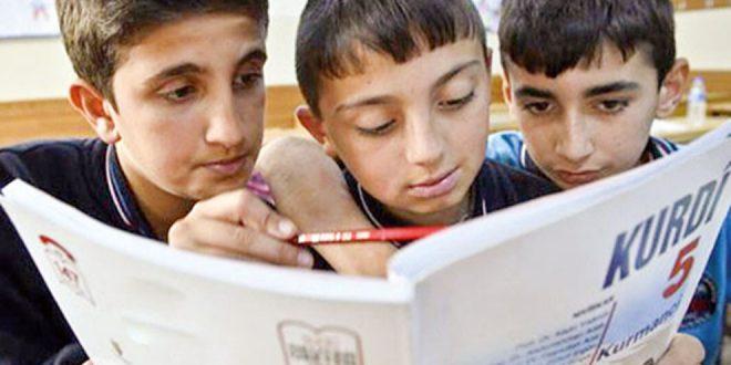 Kurdiske lektioner på Berlins skoler