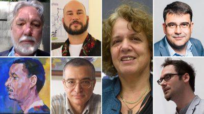 Intellektuelle, akademikere og forfattere støtter Rojava