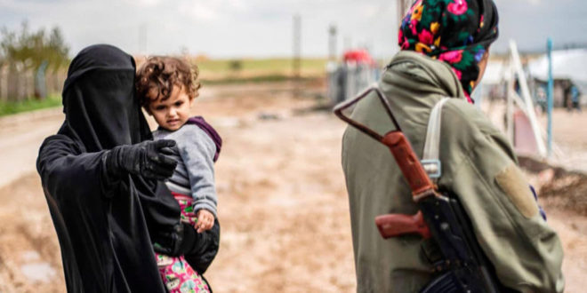 Abulkarim Omar: Hol Camp er IS' nye hovedstad
