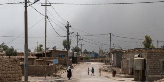IS angriber Maxmur-flygtningelejr i Sydkurdistan