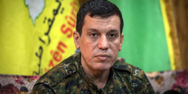 """Mazlum Kobanê opfordrer til """"radikal løsning"""" på IS-problemet"""