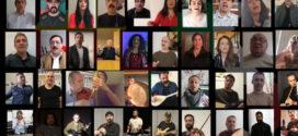 """Kurdiske musikere synger """"Bella Ciao"""" for Italien"""