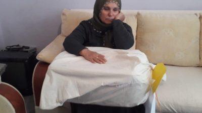 Tyrkiet sender et lig med posten til kurdisk familie