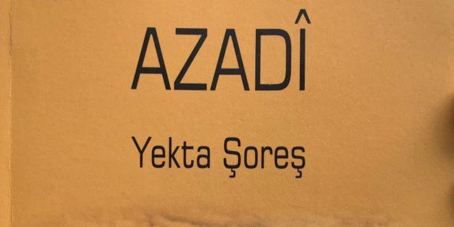 Yekta Şoreş fortæller om sin poesibog 'Azadî'