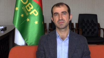 DBP-medformand: Tyrkiets udryddelsespolitik fortsætter mod kurderne