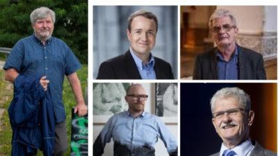 Danske politikere opfordrer til enhed mellem de kurdiske politiske ledere