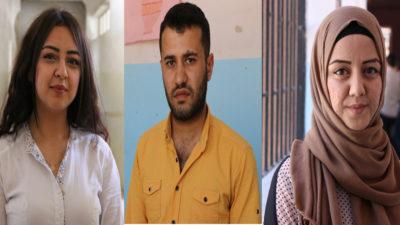 Lærere i Sheikh Maqsoud vil beskytte det kurdiske sprog