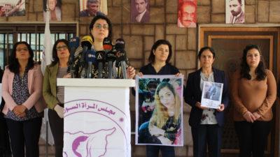 Kurdisk kvindelig råd: Vi skal beskytte og forsvare hinanden