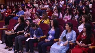 Women's Press Union oprettet i Qamishlo