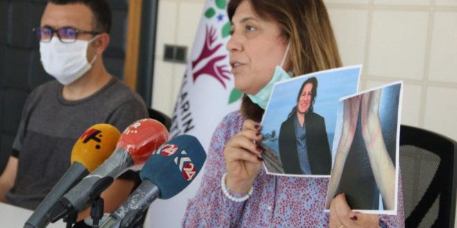 HDP-medlem Rojbin Çetin blev tortureret i tre og en halv time af tyrkisk politi
