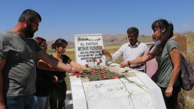 Journalist  Methiye Yildiztan  der blev dræbt af IS