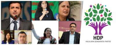 Fængslet HDP-politikere vil ikke bøje sig overfor fascismen