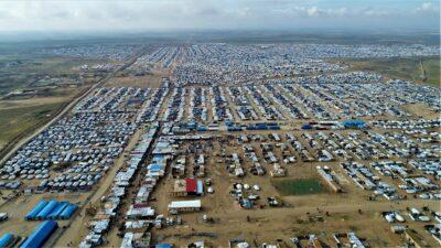 Status og aktuelle problemer i nordøstlige Syriens flygtningelejre – især Al-Hol-Lejren