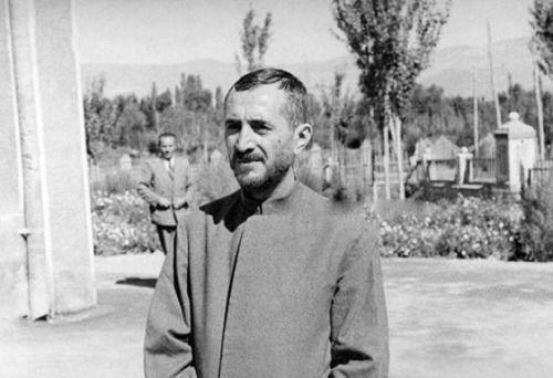 Brev fra Qazi Mohammed inden han blev henrettet