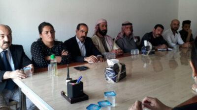 FN-delegation besøger Shengal
