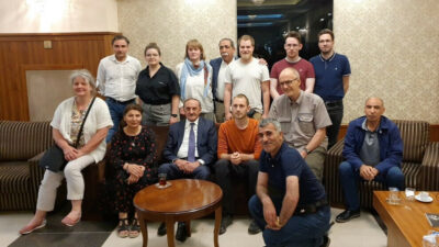 International Delegation for Peace and Freedom in Kurdistan
