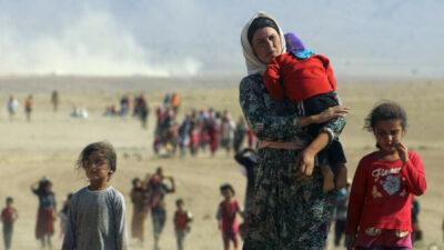 Det belgiske parlament anerkender folkedrabet på yazidierne