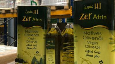 Plyndret oliven fra Afrin sælges på verdensmarkedet – også fra Viborg i Danmark