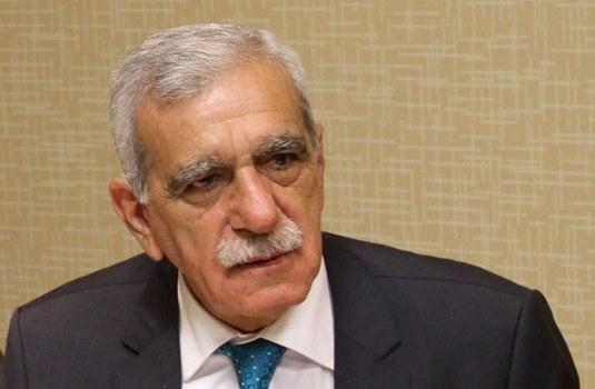 Ahmet Türk: Vi vil ikke se fra sidelinjen