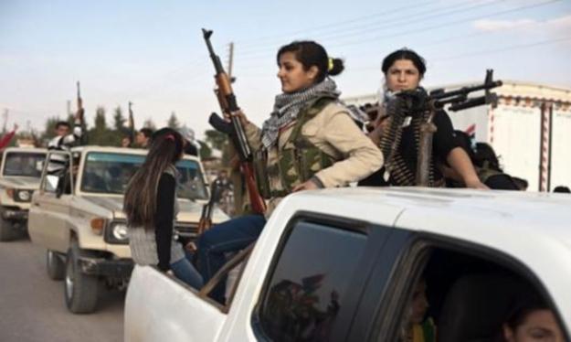 YPG fortsætter med at støtte Peshmerga