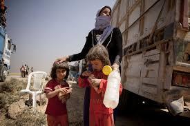 15 ezidi-kurdere massakreret i landsbyen Jaddal