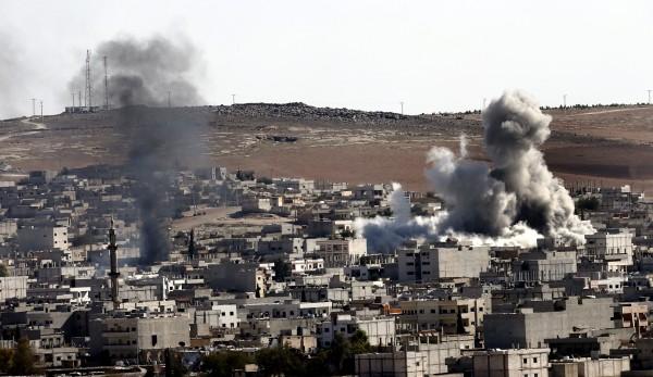 YPG- og Peshmerga-styrkerne kæmper som en enhed