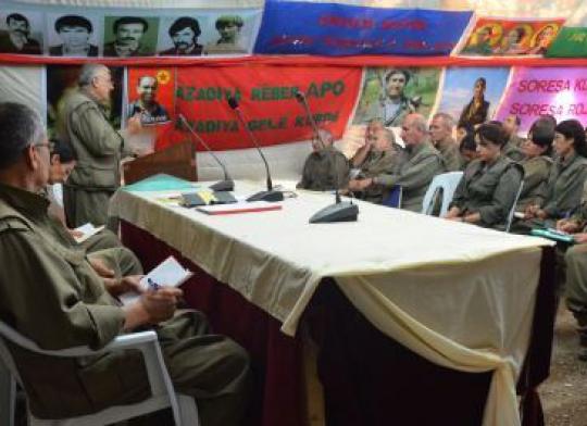 KCK opfordrer Erdogan til at opgive sit fjendskab mod kurderne