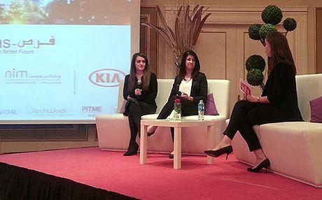 Kurderne omfavner iværksættere og innovation