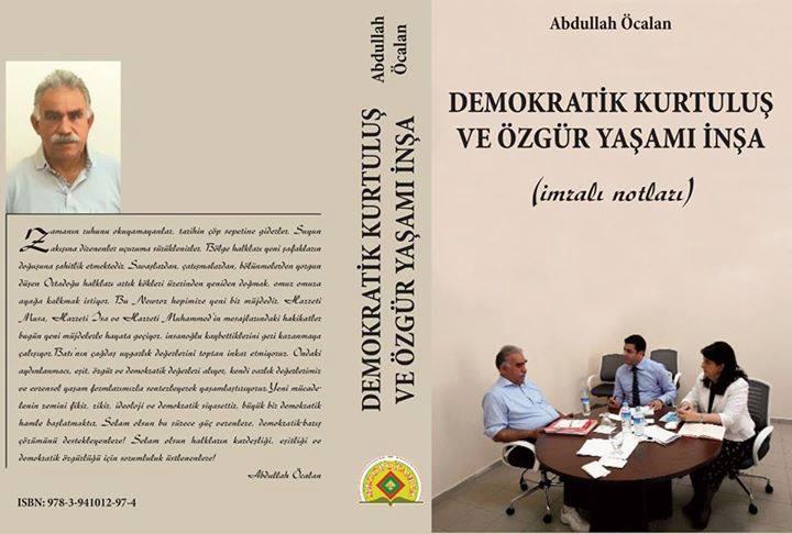 Ny bog fra Abdullah Öcalan
