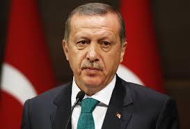 Tyrkiets præsident Erdogan kommenterer den kurdiske sejr i Kobanê