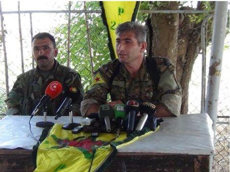 YPG: Vi har dræbt næsten 5.000 IS-medlemmer i 2014