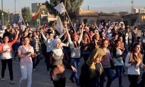 Frihedskampen i Rojava fortsætter