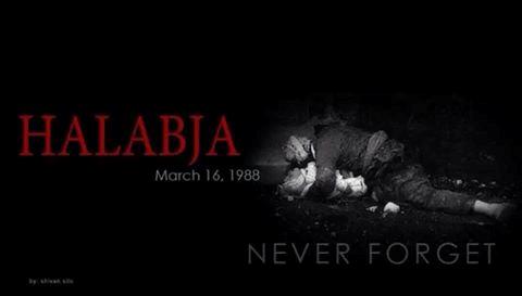 Halabja – for 32 år siden