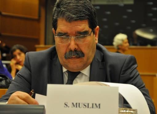 Salih Muslim opfordrer irakisk Kurdistan til at åbne grænsen